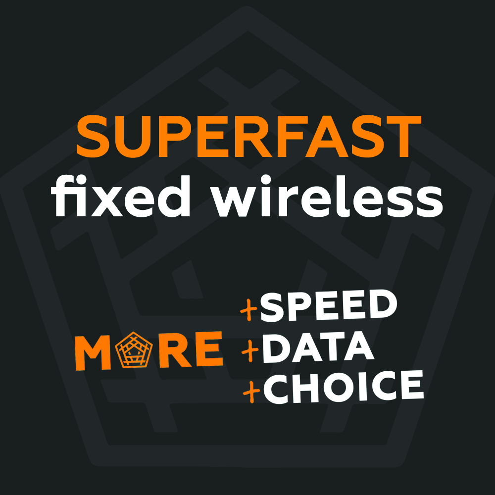 Pentanet Superfast Fixed Wireless
